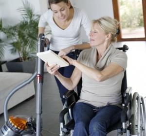Assistante de vie handicap